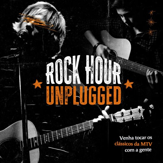 Rock Hour Unplugged Academia do Rock