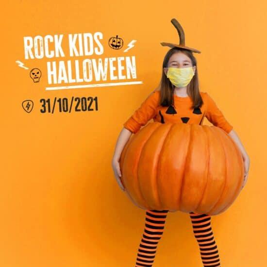 Halloween Rock Kids